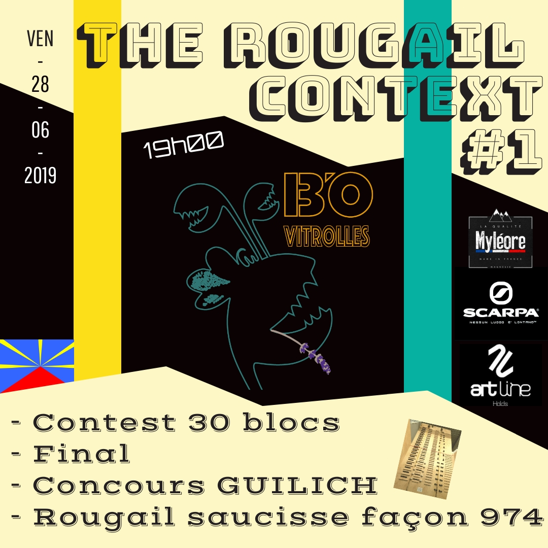THE ROUGAIL CONTEST #1