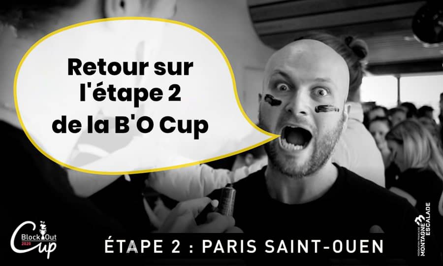 Retour sur la 2ème étape de la Block'Out Cup à B'O Paris ! - Block'Out Paris