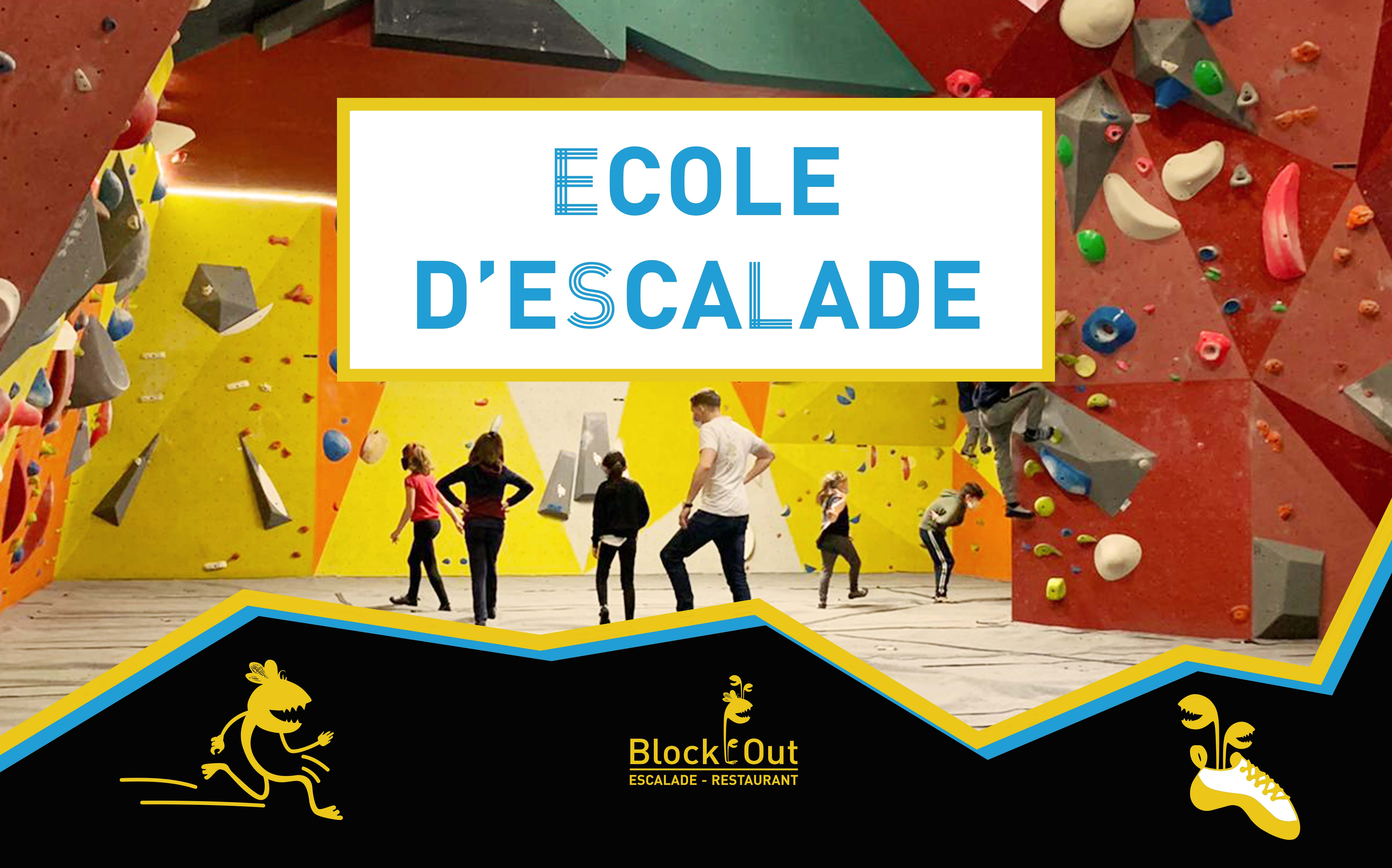 Annulation des cours de l'Ecole d'Escalade Block'Out Nantes