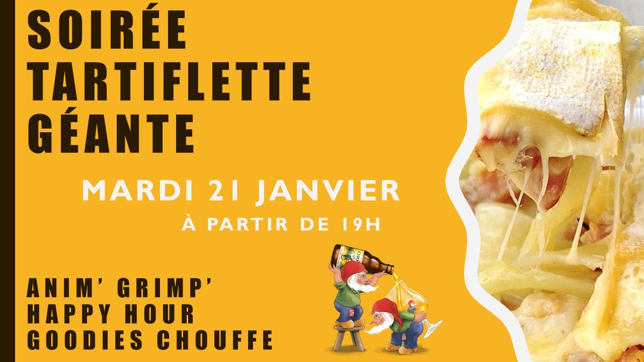 Block'Out Tartiflette Chouffe Party - Block'Out Lille