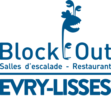 Block'Out bouldering gym and restaurant in Evry-Lisses, Essonne