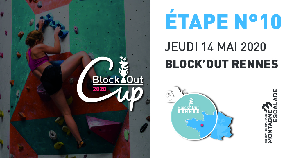Block'Out Cup à Rennes !