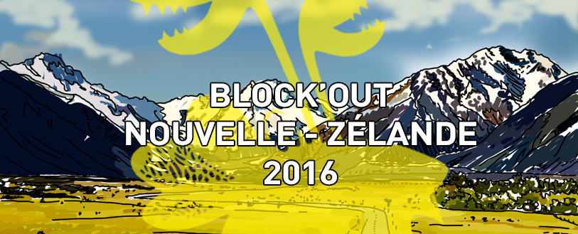 Block'Out Nouvelle Zélande 1