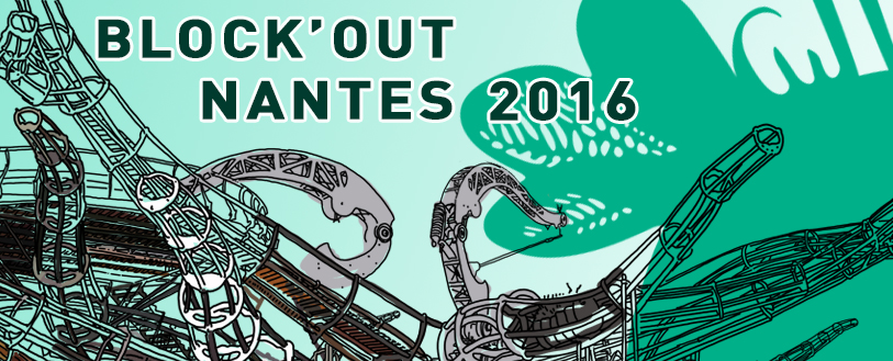 Block'Out à Nantes en 2016